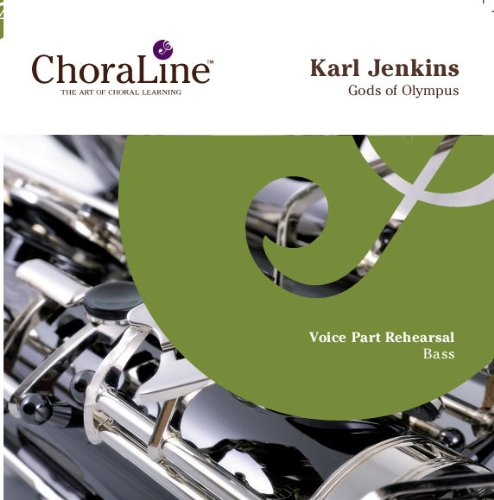 Karl Jenkins Gods of Olympus BASS Rehearsal ()