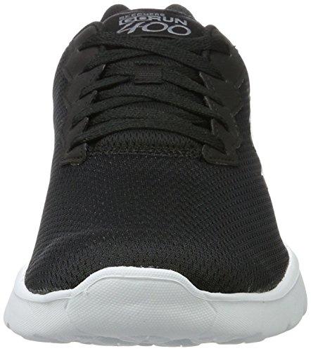 Homme Go Chaussures Outdoor Multisport Run Noir Skechers bkw 400 1xvYUU