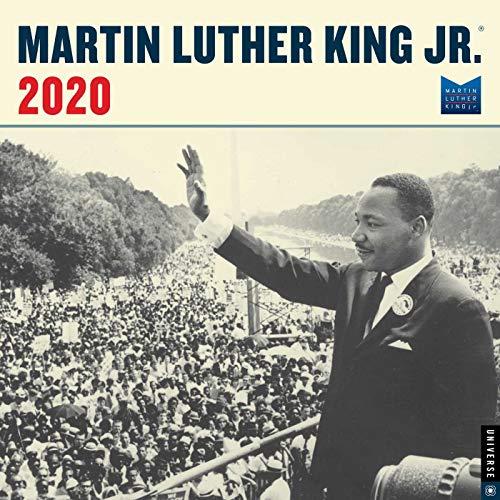 Books : Martin Luther King, Jr. 2020 Wall Calendar