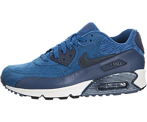 Nike Air Max 90 Leather Women's Running Sneakers, 6.5
