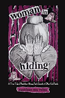 Woman Hiding Backdoor Abuse Secrets ebook product image