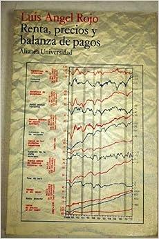 Renta, precios y balanza de pagos/ Rent, Prices and Balance of Payments (Spanish Edition)