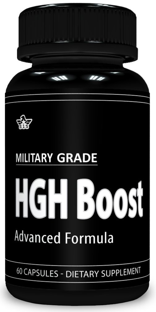 Muscle Growth Enhancer (60 Capsules) Military Grade - Lean Muscle Mass and Energy - 400 mg of Arginine per Serving