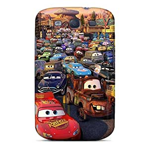 Special Design Back Cars Movie Review Phone Case Cover For Galaxy S3