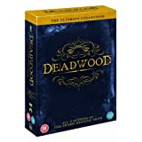 Deadwood Ultimate Collection Seasons 1-3