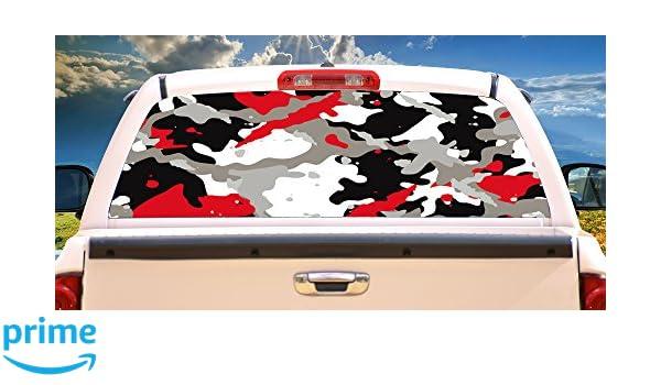 Mosaic Ram Decal Sticker Car Truck Window Bumper Laptop Wall