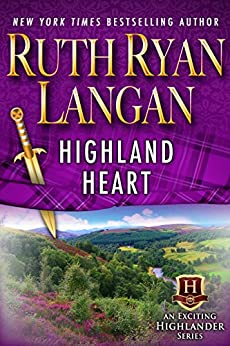 Highland Heart (Highlander Series Book 4) by [Langan, Ruth Ryan]