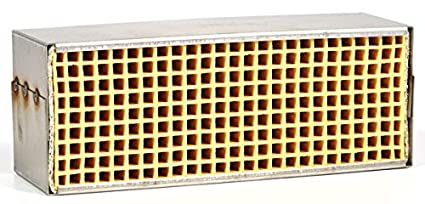 Ceramic Honeycomb Catalytic Combustor (CC-251) for VERMONT CASTINGS wood stoves (Models