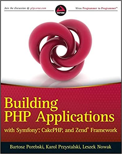 Building PHP Applications