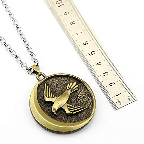 Inveroo Game of Throne Choker Necklace Song of ice and fire House Arryn Pendant Men Women Gift Movie Game Jewelry Accessories YS11578