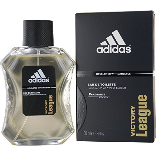 Adidas Perfume Women: Adidas Victory League Eau De Toilette Spray For Men, 3.4 Ounce