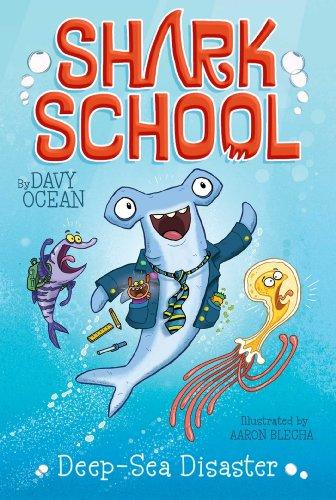 Deep-Sea Disaster (Shark School)