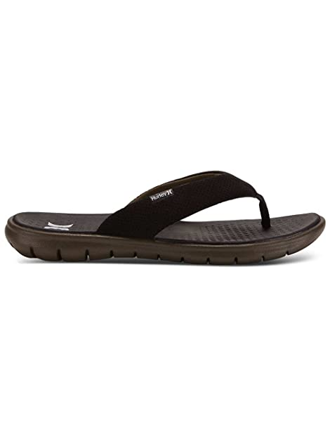 f183ba9d2b73 Hurley Men s s Flex 2.0 Flip-Flop  Amazon.co.uk  Shoes   Bags