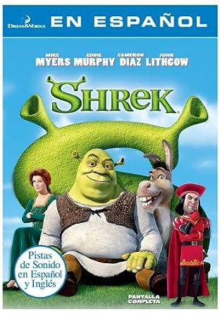 Amazon com: Shrek (Spanish Version): Mike Myers, Vincent