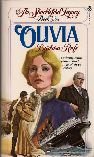 Olivia - The Shackleford Legacy Book 1 (The Shackleford Legacy, Book One)