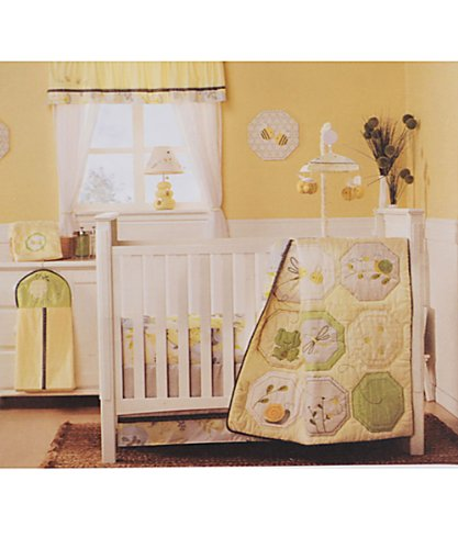 Carter s Bumble Collection 7-piece Crib Set