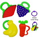Teether Toys | Baby Teething Toy for Relieving Gum Pain | Baby Toys for Teething Baby