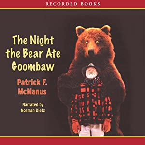 The Night the Bear Ate Goombaw Audiobook