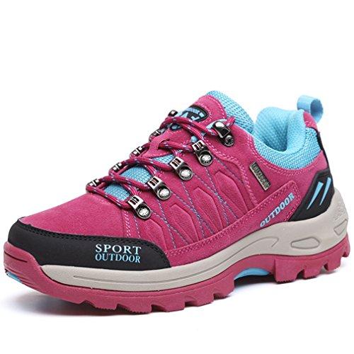 caño XIGUAFR Rose Unisex botas de adulto bajo 1xO7p