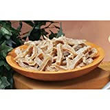 Dried Crystallized Ginger - 5 Lb Case