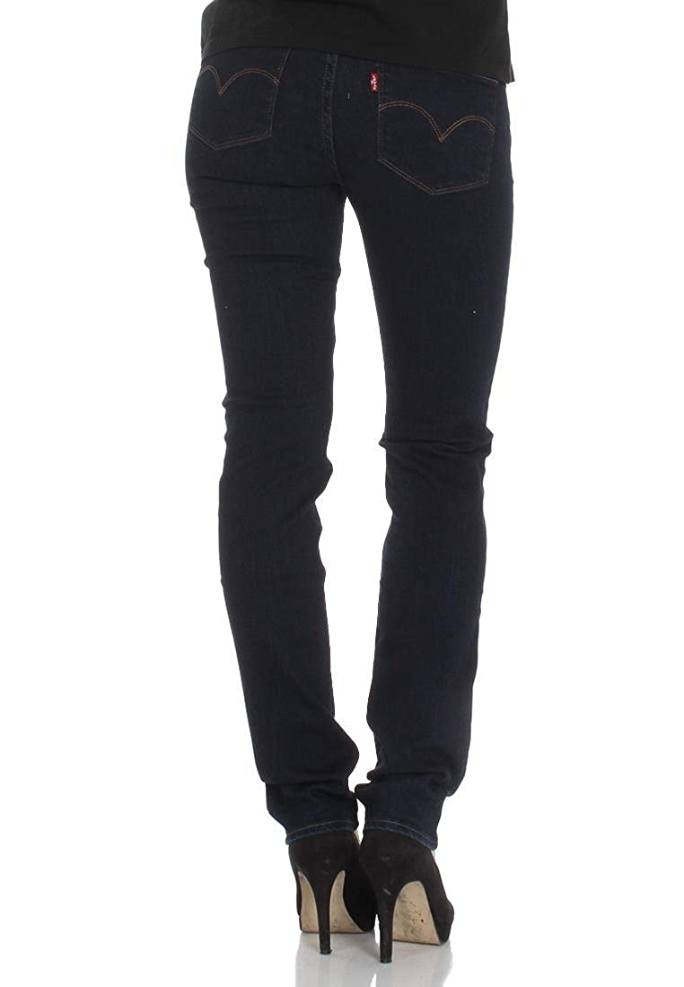 d60b3fcdb Levi's 712 Slim Jeans - Lone Wolf: Amazon.co.uk: Clothing