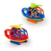 Oball O-Copter Toy Customer will receive 1 item (styles will vary)