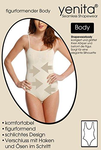 Body moldeador para mujer Beige