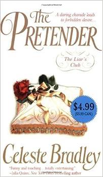 The Pretender (Liar's Club) by Celeste Bradley (2008-03-01)