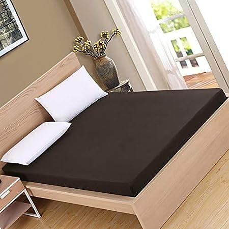 gfjfghfjfh Komfortabler Large Size Home Use Matress Abdeckung Solid Color wasserdichte staubdichte Matratzenschoner Bettdecke f/ür Matratze