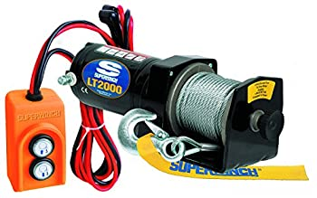 Top Electric Winches