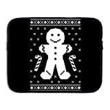 BANA Custom Ugly Christmas Cookie Shock-Resistant Tablet Protector Case Bag 15 Inch