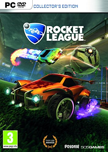 Rocket League: Collector's Edition (PC DVD)