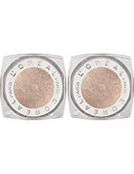 L'Oreal Paris Cosmetics Infallible 24hr Shadow, Iced...