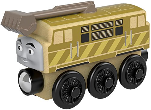 Fisher-Price Thomas & Friends Wood, Diesel 10