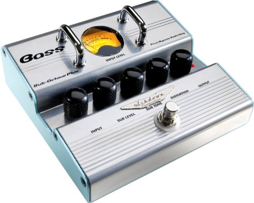 Ashdown SUB-OCTAVE-PLUS Bass Octave Effect Pedal