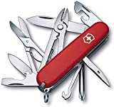 Victorinox Deluxe Tinker Knife Blade - Red, Medium/60 mm