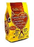 Shasha Co Organic Spelt Lemon Snap Cookie Bags
