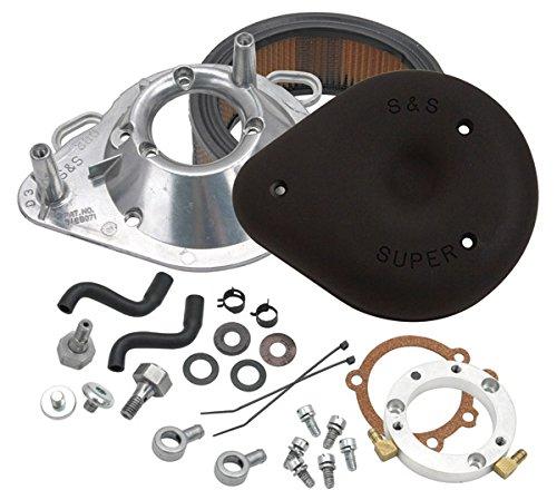 Teardrop Air (S&S Cycle Teardrop Air Cleaner Kit Gloss Black 170-0182)