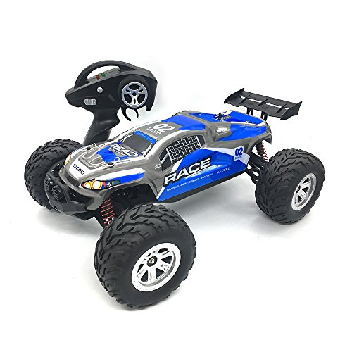 Tecesy New RC Truck Knight Waterproof Truck 1:12 Scale Off-road 4WD Electric Remote Control Buggy