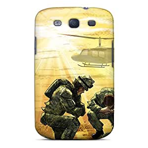 TaGrFau6493eZUkk Case Cover For Galaxy S3/ Awesome Phone Case