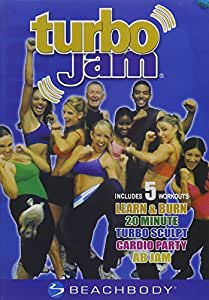 Turbo Jam with Fat Burning Elite