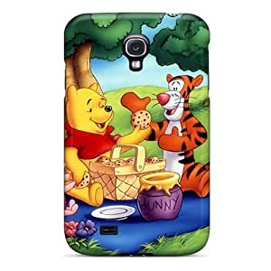 New Premium YbUodty2611QyYXH Case Cover For Galaxy S4/ Winnie The Pooh Protective Case Cover