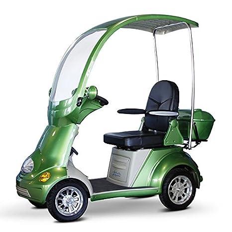 Amazon Com E Wheels Ew 54 Heavy Duty Bariatric Scooter 4 Wheel