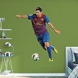 Fathead FC Barcelona Lionel Messi Forward Wall Decal