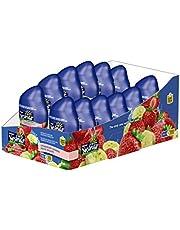 Nesfruta Liquid Water Enhancer, Strawberry Banana Flavour, 52ml Squeeze Bottle (Pack of 12)