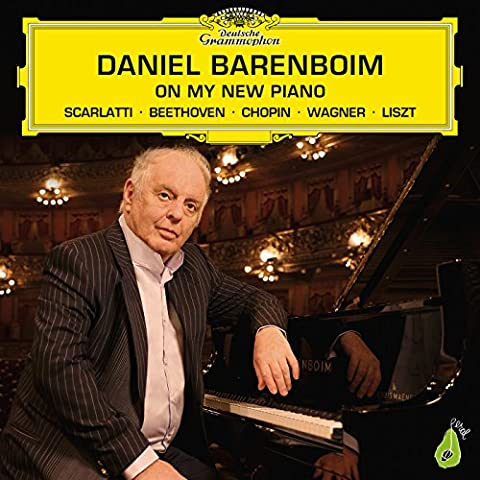 On My New Piano (Scarlatti; Beethoven; Chopin; Wagner; Liszt)