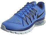 NIKE Men's Air Max Excellerate 5 Medium Blue/Black Running Shoe 11 Men US Review