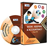 LetsTute All in One Chapterwise/Topicwise Video Lectures For Book-Keeping & Accountancy For Class 12th Commerce DVD as per Latest Syllabus 2018-19- Prefect Gift For The Students