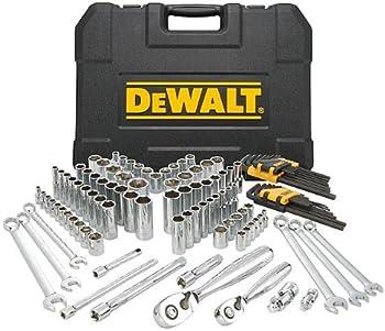Dewalt DWMT72163 118-Pc Mechanics Tool Set