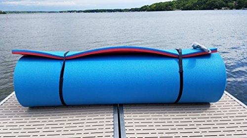 Vico Marine Floating Foam Pad - Red/Blue by Vico Marine (Image #7)